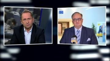 Saryusz-Wolski: lasy to nie jest kompetencja KE i UE.