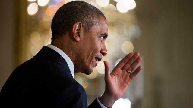 Obama: zawetuję każdą ustawę, które podważy wdrożenie umowy z Iranem