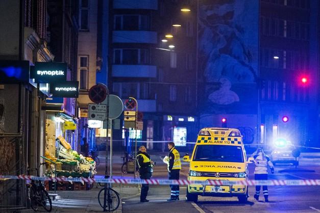 Strzelanina w pobliżu synagogi w Kopenhadze