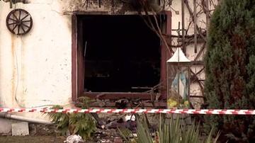 Chróścice: tragiczny pożar. Strażacy znaleźli zwęglone ciała
