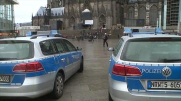 19-01-2016 18:17 Niemcy: ponad 800 zgłoszeń o przestępstwach po zajściach w Kolonii