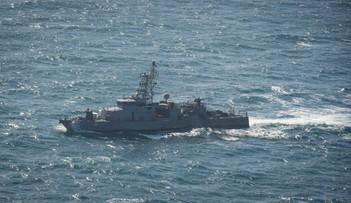 05-04-2016 09:57 Amerykańska marynarka wojenna przejęła irańską broń dla rebeliantów w Jemenie