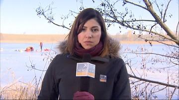 Znaleziono ciało mężczyzny, który jeździł quadem po jeziorze