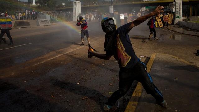 Wenezuela: Tysiące osób na ulicach w dziesiątą rocznicę zamknięcia RCTV