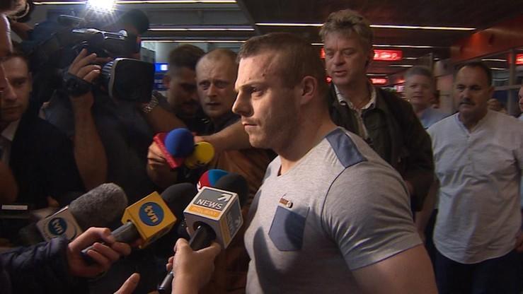 Polski sztangista przyłapany na dopingu nie musi przeprosić kibica