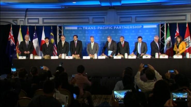 Negocjacje TPP dobiegły końca. Czas na ratyfikację