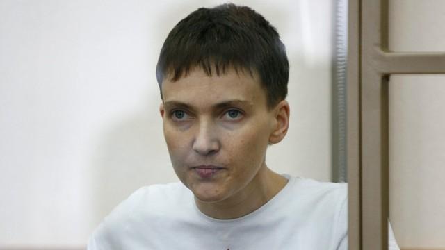 Kreml uwolni Sawczenko w zamian za wpływowych Rosjan więzionych w USA?