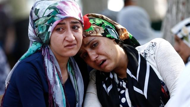 Turcja: liczba ofiar śmiertelnych zamachu bombowego wzrosła do 50
