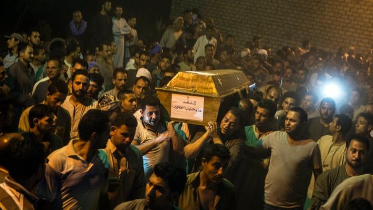 Uderzenia na dżihadystów w odpowiedzi na zamach na Koptów
