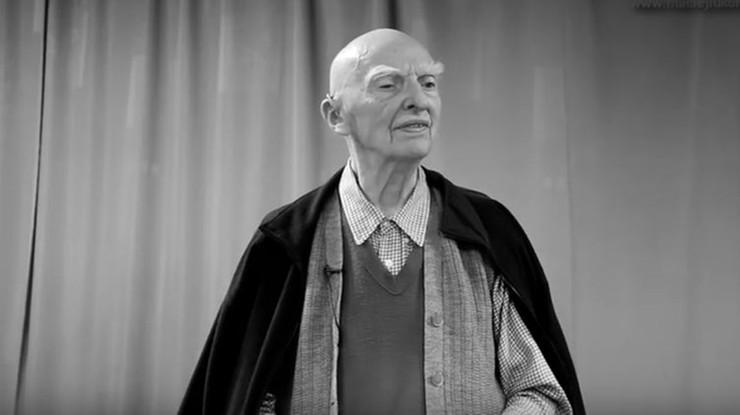 Zmarł prof. Bogusław Wolniewicz, filozof i kontrowersyjny publicysta