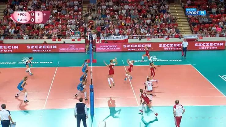 2017-07-15 Polska - Argentyna 3:0. Skrót meczu