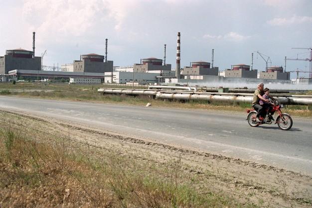 Awaria elektrowni atomowej na Ukrainie. Władze: nie ma zagrożenia