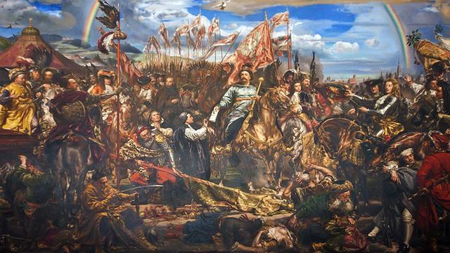 334 lata temu wojska dowodzone przez Jana III Sobieskiego pokonały armię Imperium Osmańskiego
