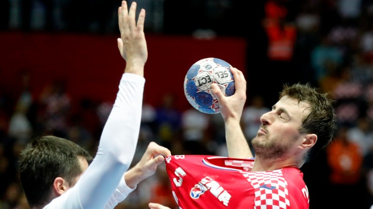 ME piłkarzy ręcznych: Kontuzja gwiazdy chorwackiej kadry