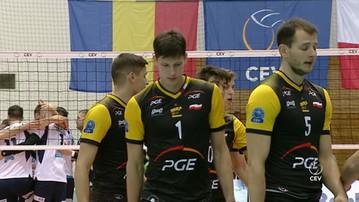 2016-12-06 Liga Mistrzów: Sensacyjna klęska PGE Skry w Rumunii!