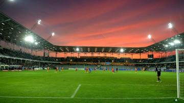 2017-02-15 Rywale Polaków w ME U-21 wizytowali stadion w Kielcach