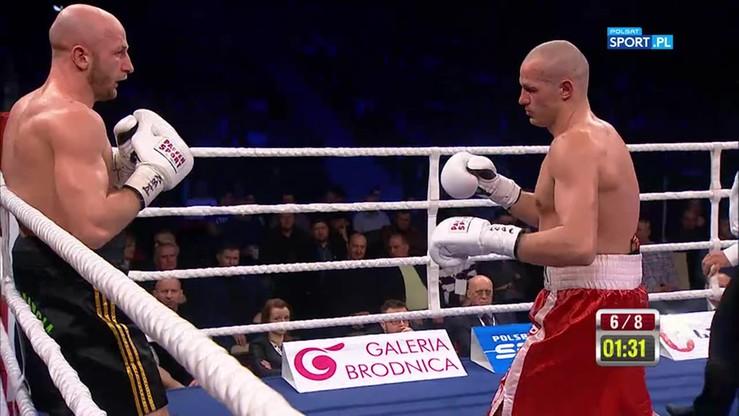 Dąbrowski - Talarek 2 na Polsat Boxing Night!