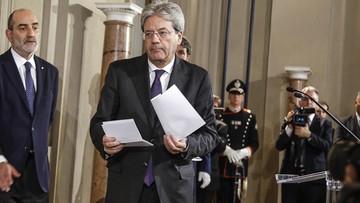12-12-2016 19:34 Włochy: nowy stary rząd centrolewicowy. Gentiloni zastąpił Renziego