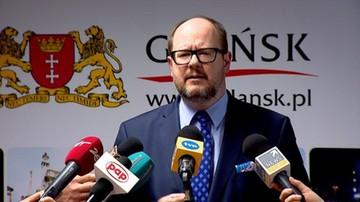 """28-06-2017 11:56 """"Są nieprawdziwe"""". Prezydent Gdańska odniósł się do zeznań Marcina P."""