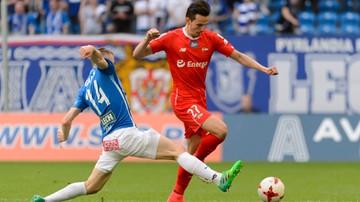 2017-05-21 Lech Poznań i Lechia Gdańsk coraz dalej mistrzostwa po bezbramkowym remisie