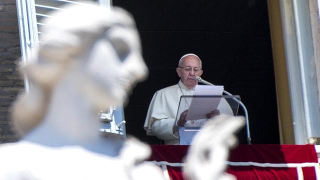 Papież: nie ma militarnego rozwiązania dla konfliktu w Syrii