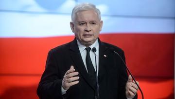 16-05-2016 11:41 Kaczyński: Trybunał próbuje stworzyć sytuację, w której sam będzie regulował swoje procedury i tryb działania