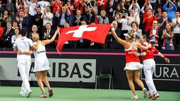 2017-02-12 Fed Cup: Czechy, Białoruś i Szwajcaria w półfinałach