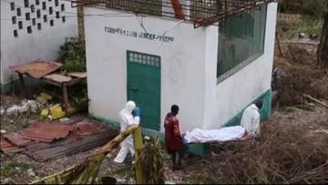 07-10-2016 22:42 Haiti: woda opada, odsłaniając kolejne ciała ofiar huraganu Matthew