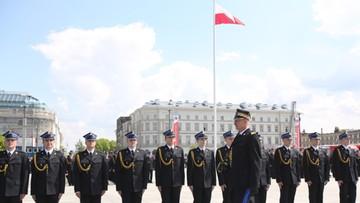 04-05-2016 14:00 Prezydent w Dniu Strażaka: to formacja ceniona przez Polaków