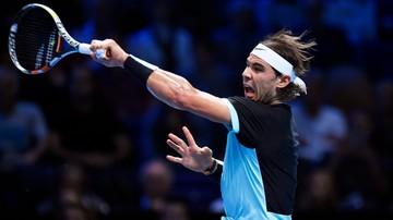 2015-11-18 Top spin wraca do gry! Nadal zdeklasował Murraya