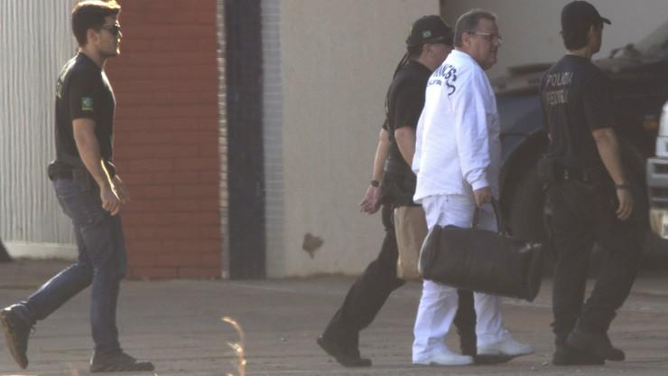 Współpracownik prezydenta Brazylii aresztowany. Ukrywał 16 mln dolarów
