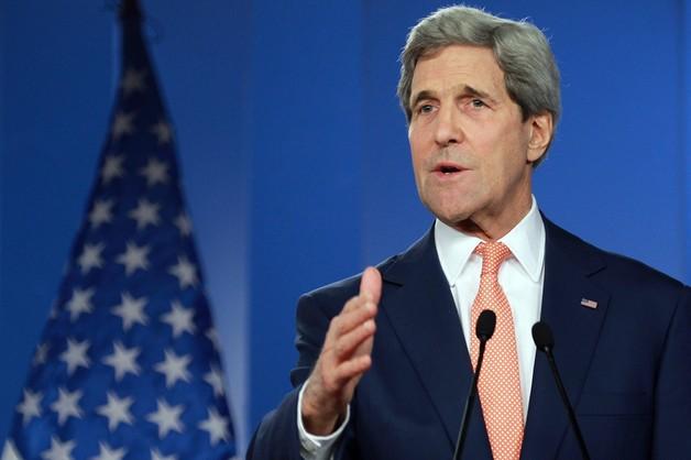 Kerry spotka się w Rzymie z Ławrowem