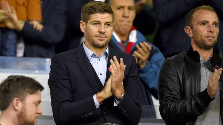 2017-01-21 Steven Gerrard zostanie trenerem