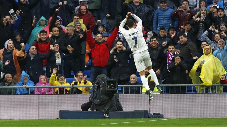 Dwie bramki Cristiano Ronaldo, wygrana Realu Madryt