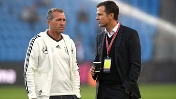 2016-11-26 Niemcy zaczynają poszukiwania bazy na mundial w 2018 roku