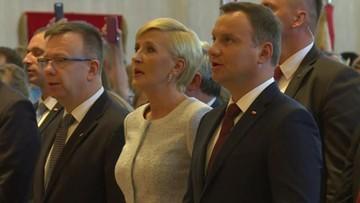 15-11-2016 19:08 Para prezydencka weźmie udział w ponownym pochówku Lecha i Marii Kaczyńskich
