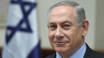 19-02-2017 19:03 Premier Izraela przyznał, że uczestniczył w tajnym szczycie ws. Bliskiego Wschodu