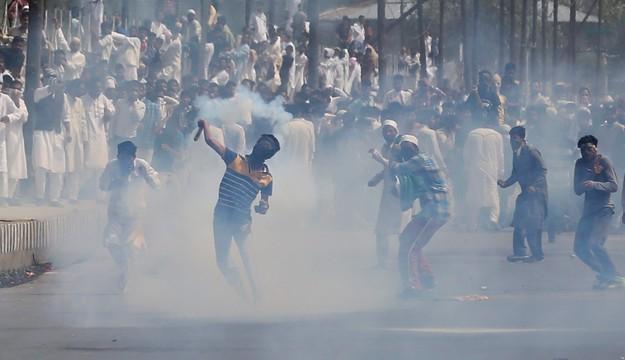 Indie: krwawy weekend w Kaszmirze - zginęły 23 osoby