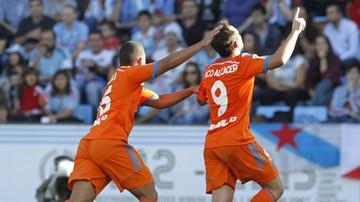 2015-11-07 La Liga: Kapitalna Valencia sprowadza Celtę na ziemię