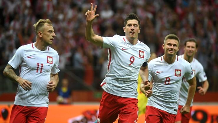 2017-06-10 Wielki mecz Polaków! Hat-trick Lewandowskiego i 3:1 z Rumunią