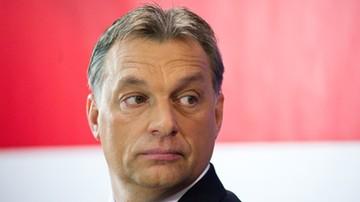 01-12-2016 17:07 Orban zarzuca Rumunii prześladowanie mniejszości węgierskiej