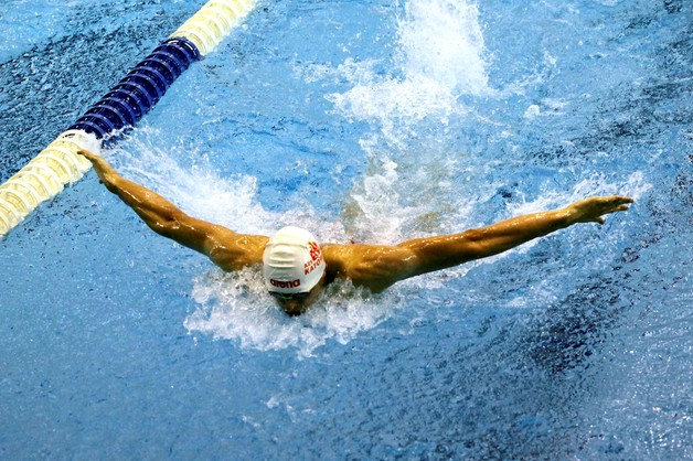 Trzy rekordy podczas mistrzostw Polski w pływaniu