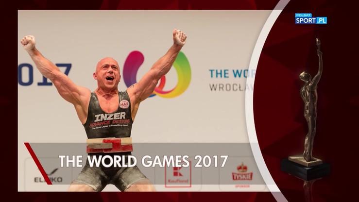 The World Games Imprezą Roku 2017!
