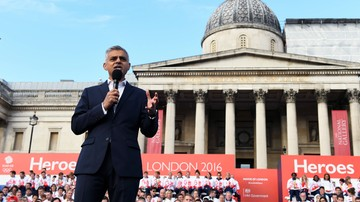 2017-08-03 Lekkoatletyczne MŚ. Burmistrz Londynu: Głód wielkiego sportu