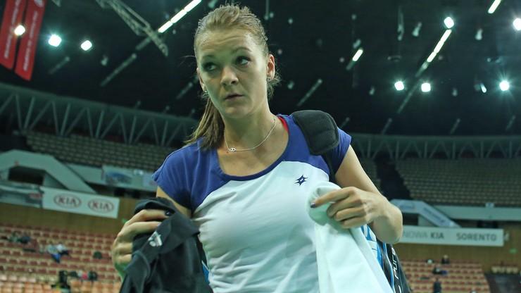 Ranking WTA: duży spadek Radwańskiej