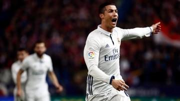 2016-11-19 Real rządzi w Madrycie! Ronaldo wyprzedził Di Stefano