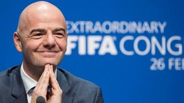 28-02-2016 17:17 Infantino otworzył nowe muzeum FIFA w Zurychu. Renowacja kosztowała 130 mln euro