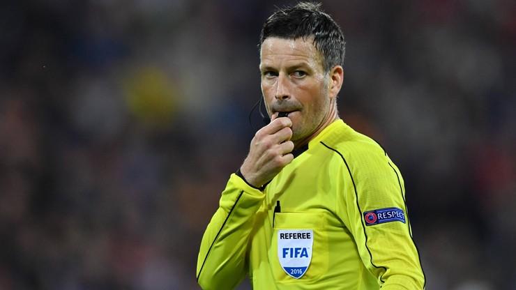 Portugalia - Francja: Mark Clattenburg sędzią finału