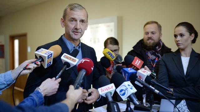 Broniarz: Jedynym organizatorem poniedziałkowych pikiet jest ZNP. Łączenie ich z KOD jest nieprawdą