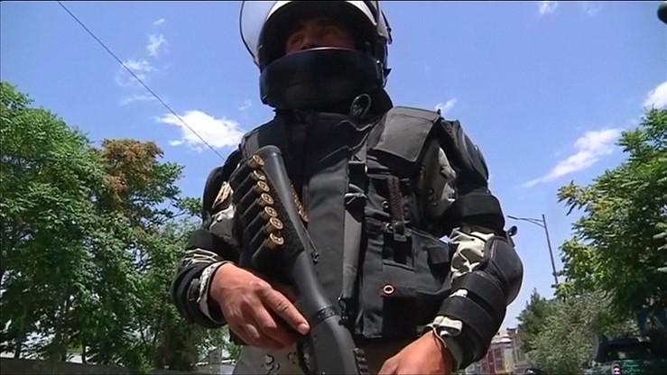 Eksplozje w Kabulu. Wielu zabitych